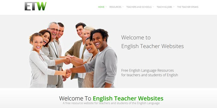 English language resources - risorse utili