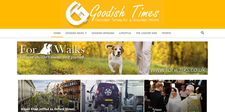 Goodish Times - alternative news