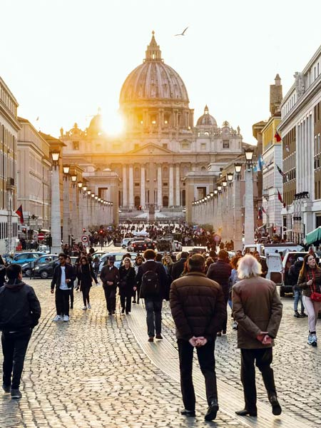 Finding private students in Rome with RomaInglese