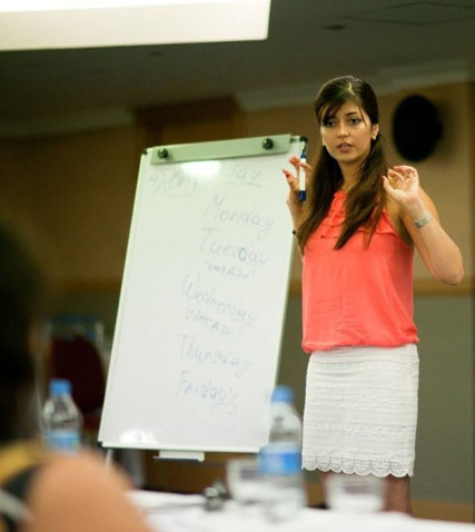 Teaching English in Rome with RomaInglese